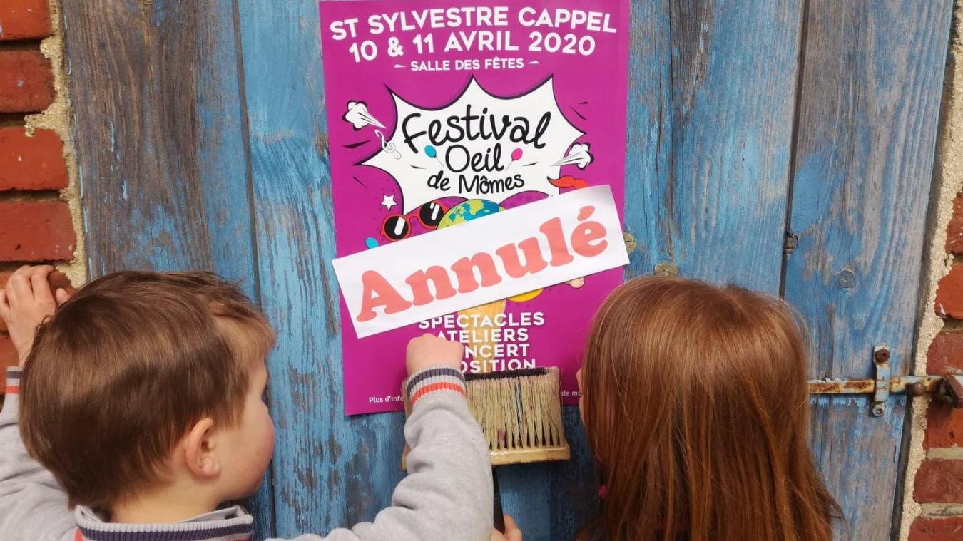 Saint-Sylvestre- Cappel: Œil de mômes annulé, mais réorganisé en soirées?