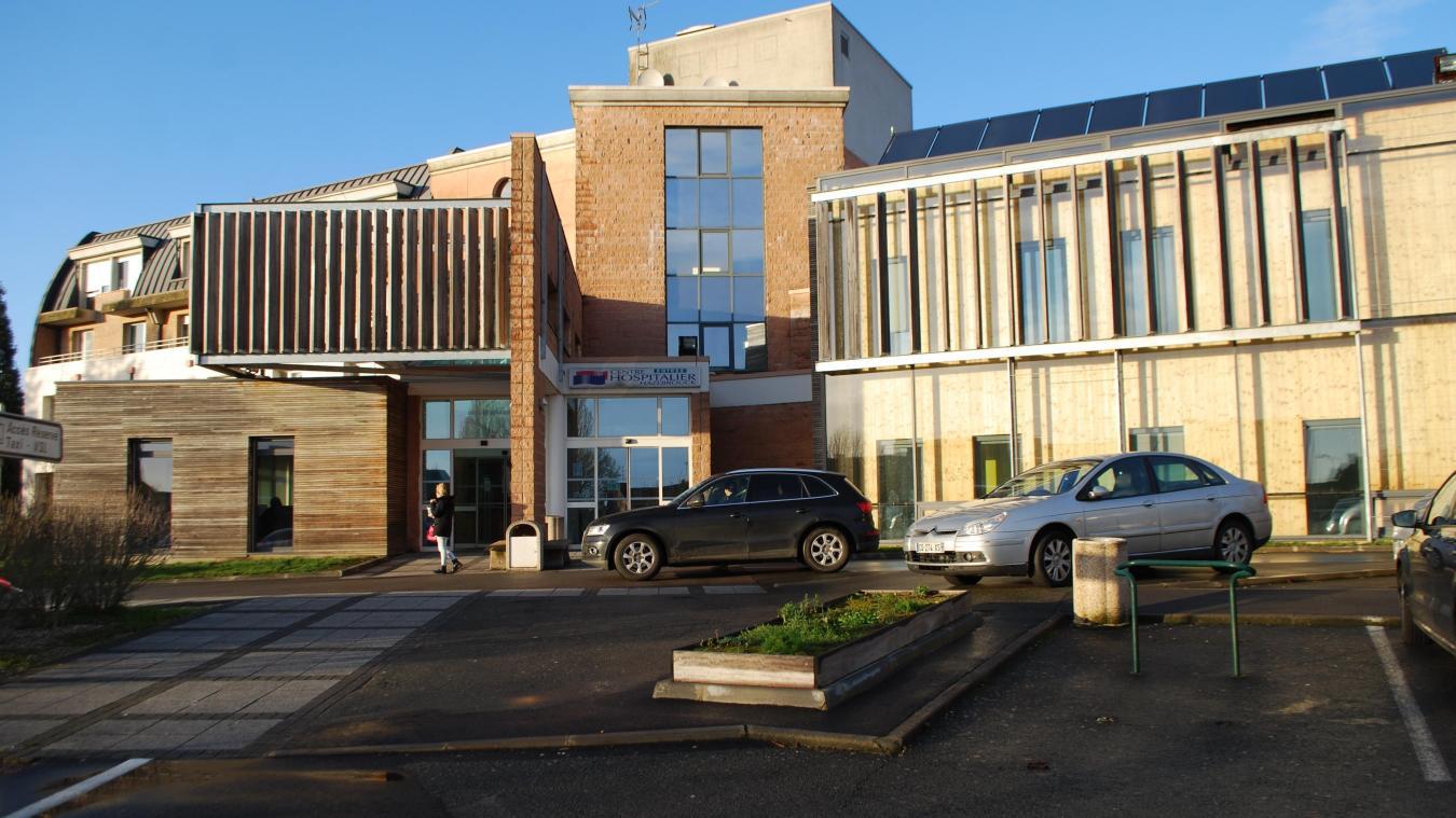 Depuis le début de l'épidémie, huit patients du Centre hospitalier d'Hazebrouck sont décédés. (Photo d'archives)