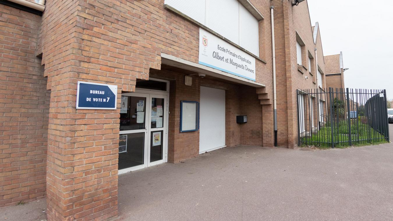 L'école Albert et Marguerite-Denvers reste ouverte pendant la période de confinement.