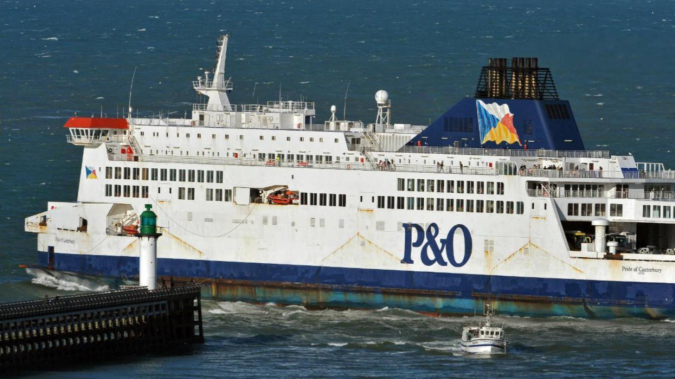 1.100 employés de P&O ont été mis au chômage partiel, la compagnie ayant annoncé avoir immédiatement besoin de 257 millions de livres pour continuer son activité.