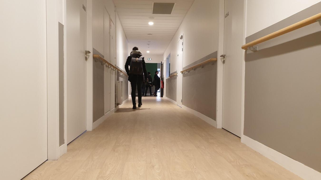 Les nouveaux locaux ont été inaugurés fin janvier. Ils sont toujours inoccupés.