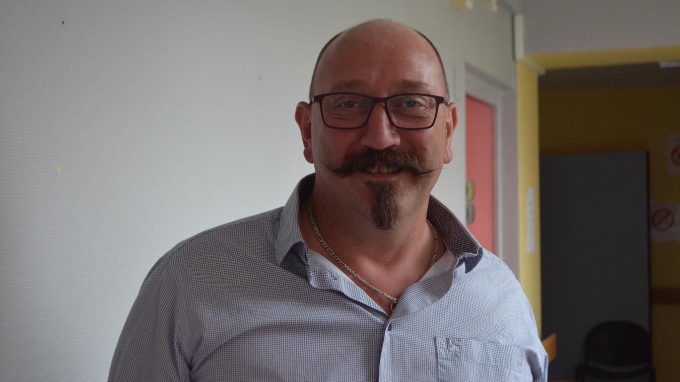 Claude Picarda est le directeur du Centre d'hébergement et de réinsertion sociale.