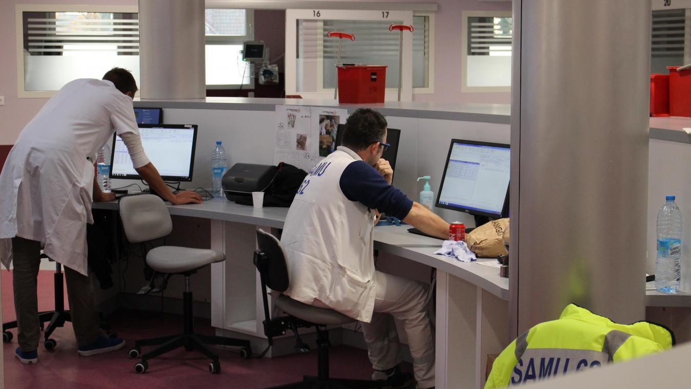 Le point sur la situation au centre hospitalier de la région de Saint-Omer