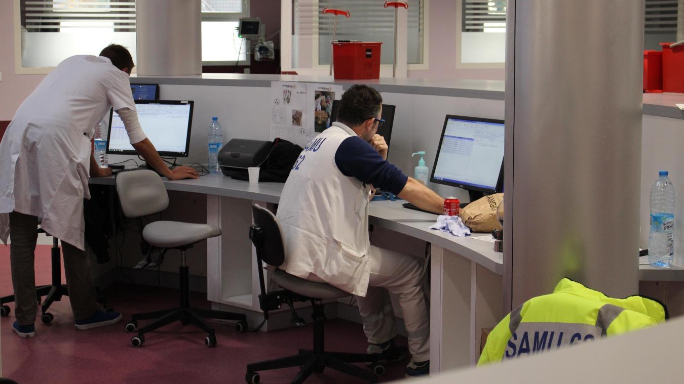 Coronavirus, les patients hospitalisés sont passés par Florence pendant une journée. Groupe de travail régional