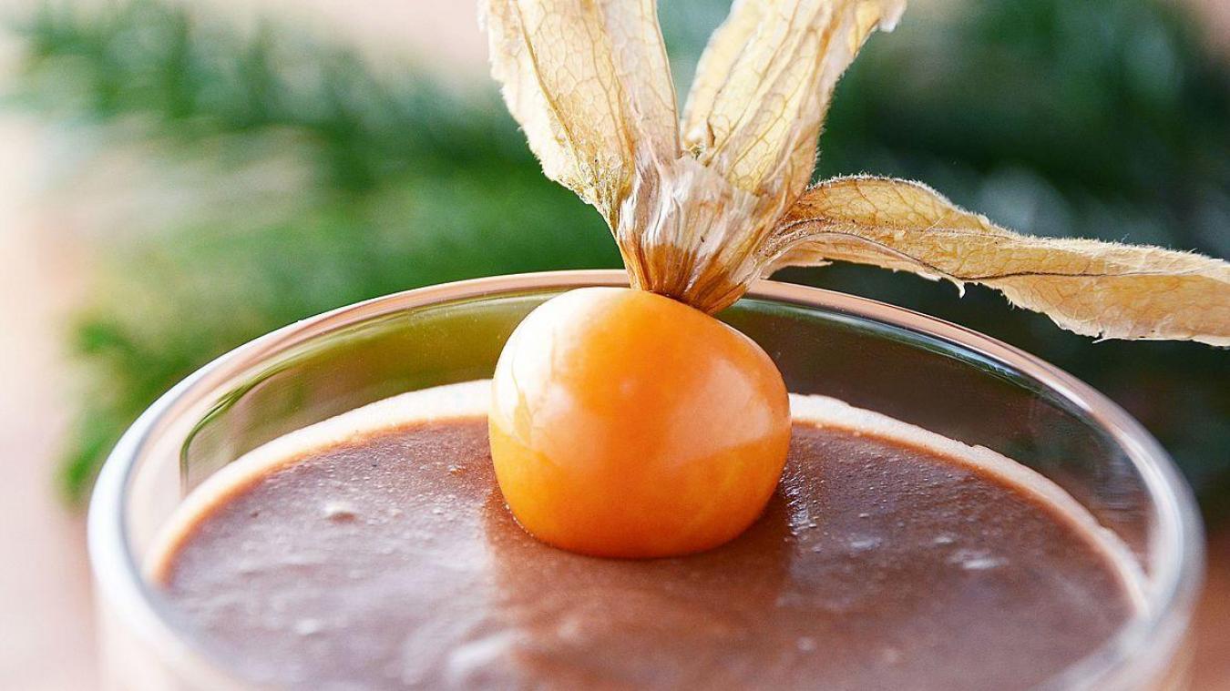 Cette recette est offerte par l'artisan chocolatier Christophe Auchedé.