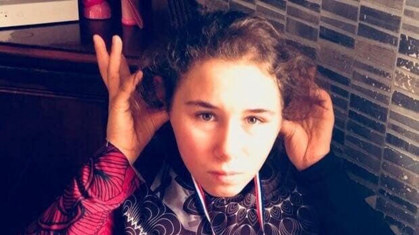 Inès, 15 ans, s'est vu diagnostiquer des troubles autistiques en 2011.