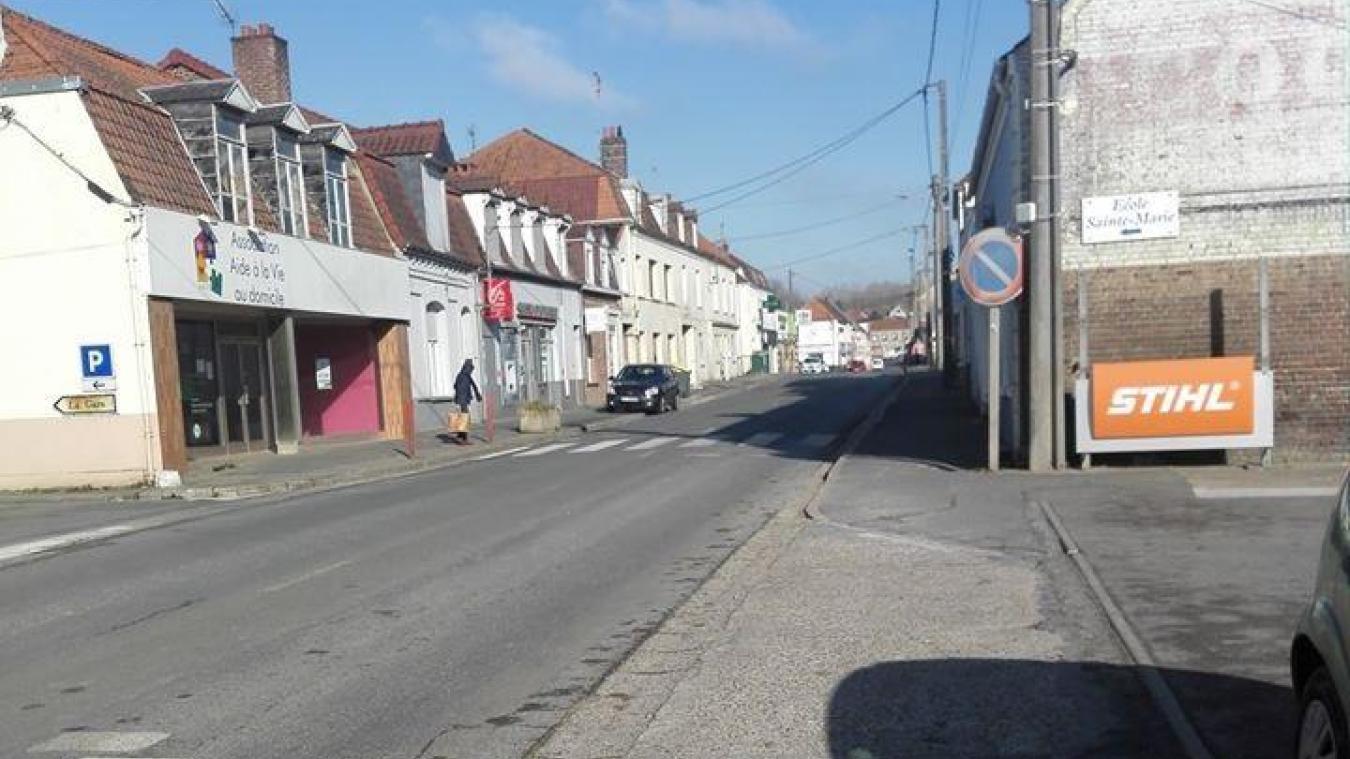 Des rues bien trop calmes.