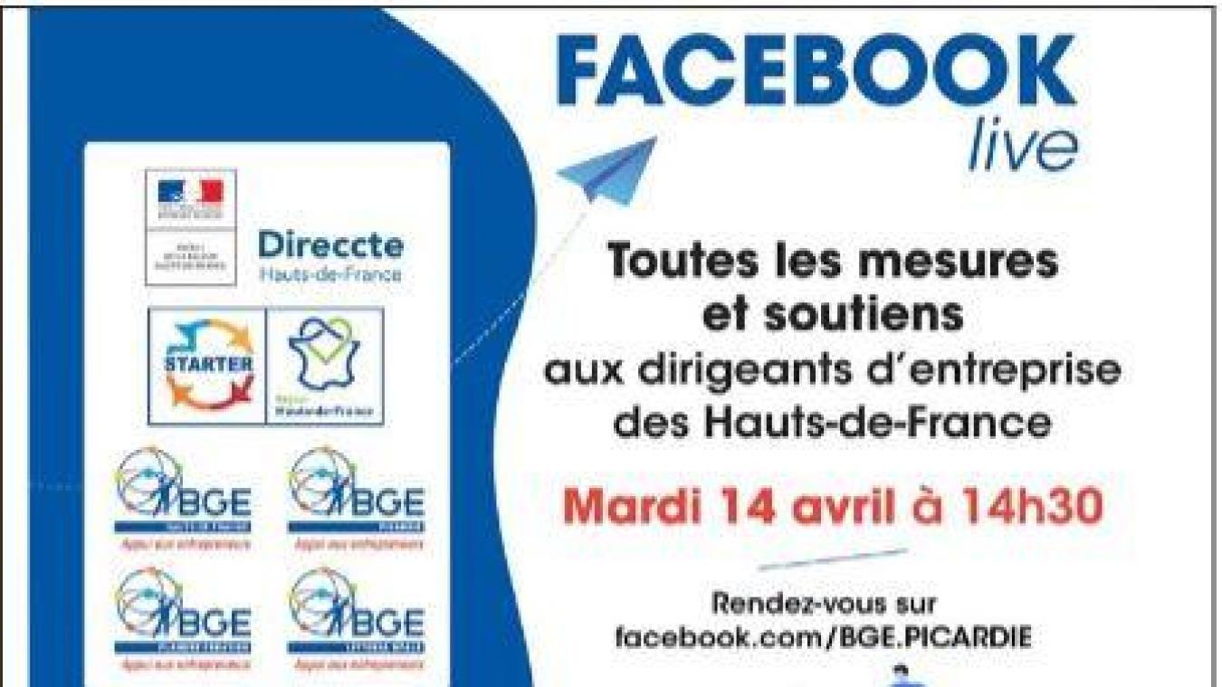La BGE répond à vos questions via un Facebook live