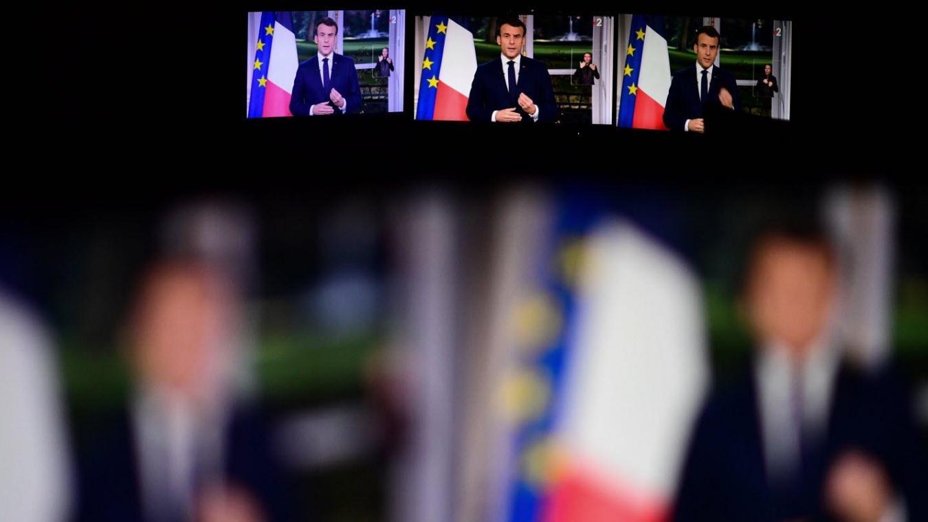 Confinement : écoles, commerces, masques... Ce qu'il faut retenir de l'allocution de Macron