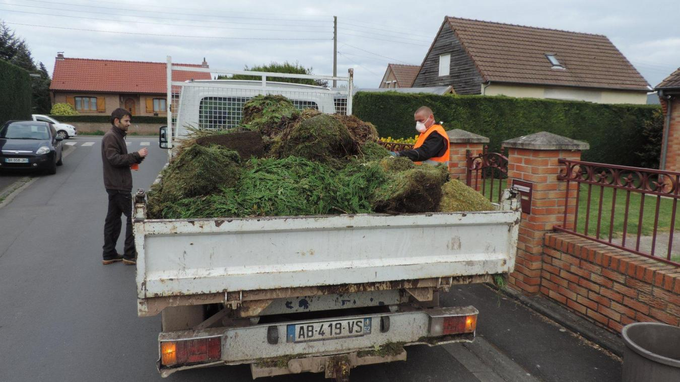 À Annequin, la prochaine collecte des déchets verts, dans certaines rues, aura lieu jeudi 16 avril.