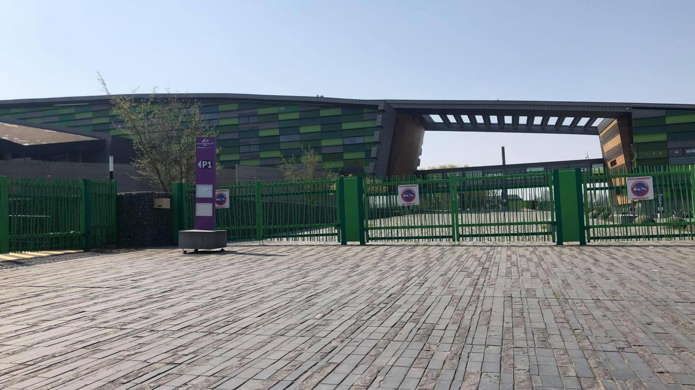 L'Arena peut accueillir jusqu'à 200 personnes.