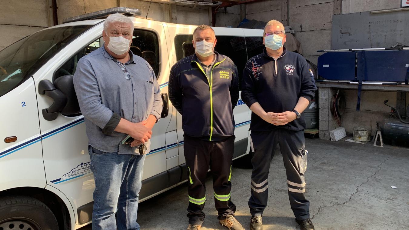 Pourquoi les ambulanciers de Calais perdent-ils de l'activité?