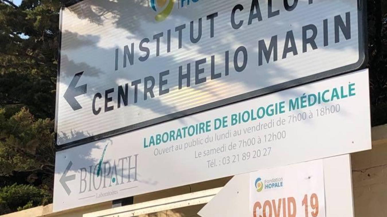Biopath se trouve dans les murs de l'institut Calot.