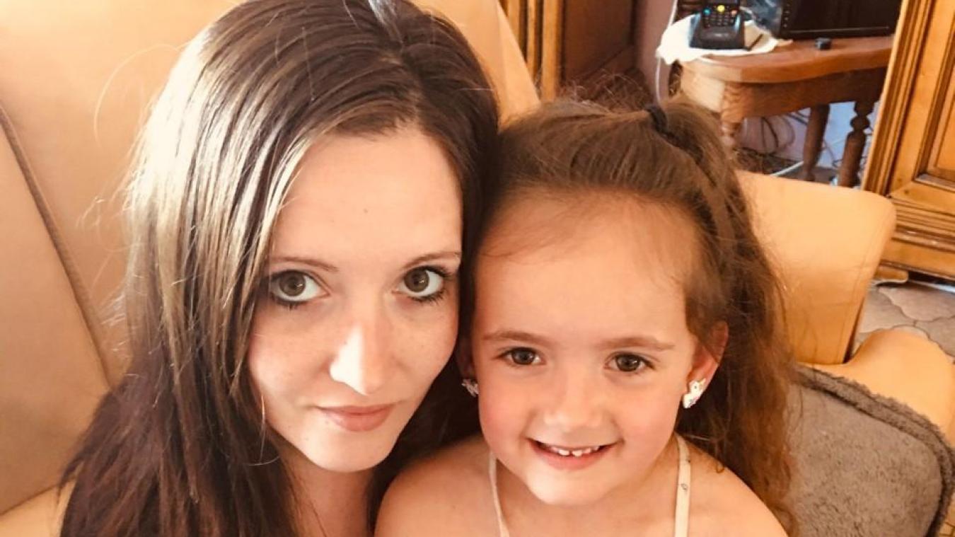 L'ouverture des centres aérés aurait permis de soulager la maman de Jade, 4 ans. Depuis que Lucie Milliot a repris le travail, la petite fille est gardée par ses grands-parents.
