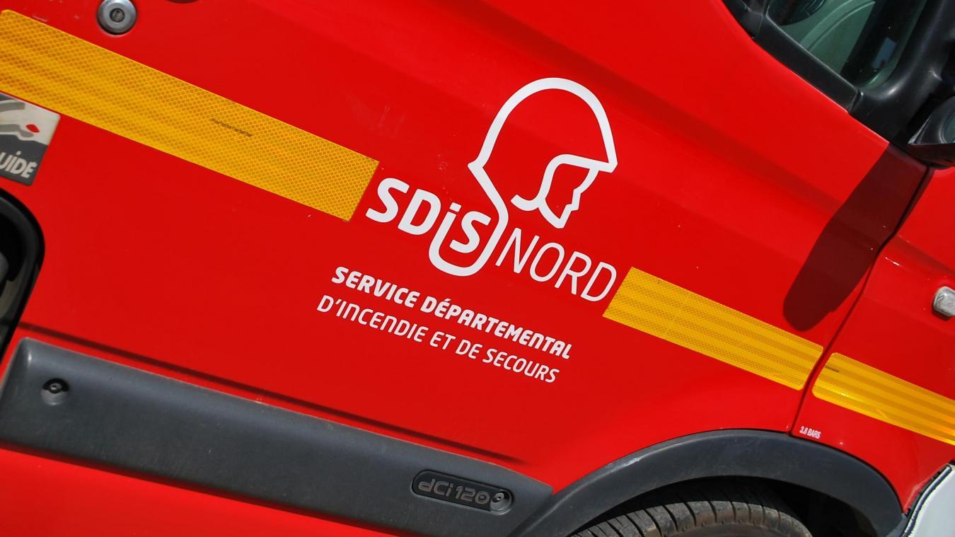 Les sapeurs-pompiers ont dû emmener les deux femmes, à l'hôpital de Dunkerque.