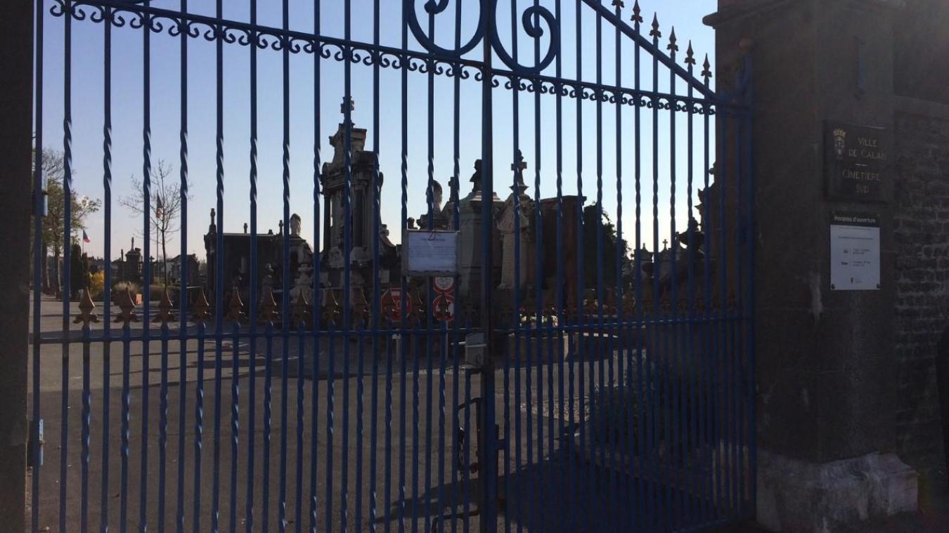 Les cimetières de Calais rouvrent sur rendez-vous