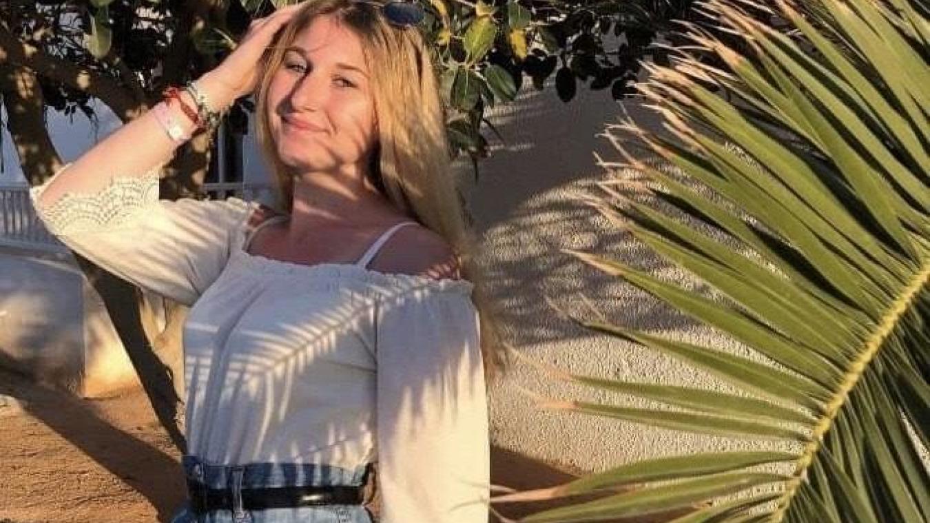 Emma Burollaud fait du judo depuis une dizaine d'années à Essars, elle est ceinture bleue.