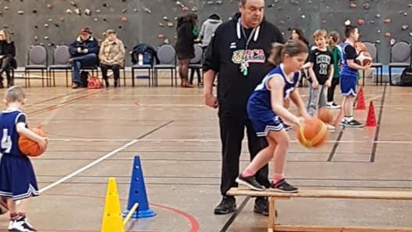 Arras : Des entraînements à domicile pour le basket