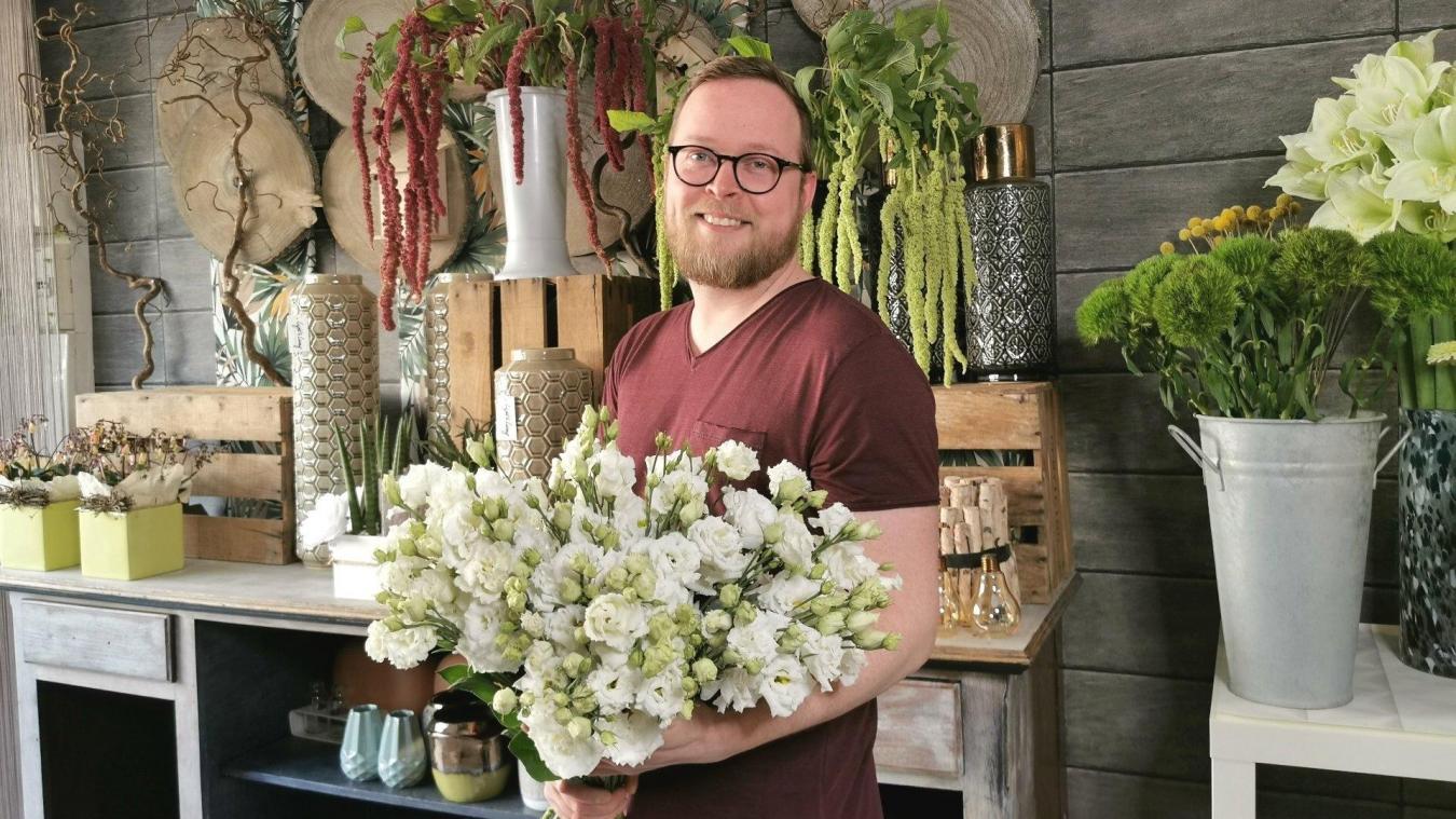 Lens : Des fleurs livrées chez vous en quelques clics