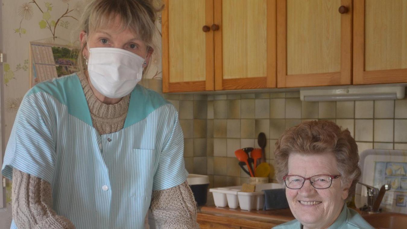 Annie et les aides à domicile méritent aussi des applaudissements et la reconnaissance.