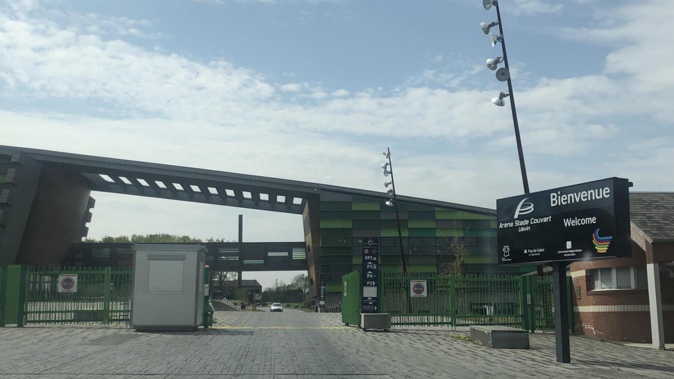 Le Pôle espoir dispose des structures de l'Arena Stade couvert pour mener à bien sa mission.