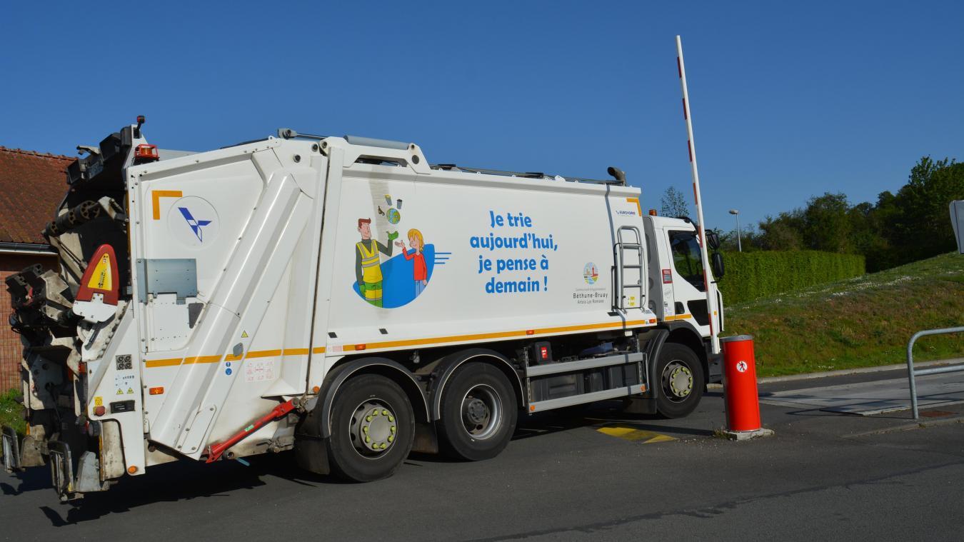 Agglomération Béthune-Bruay : non, gants et masques ne sont pas recyclables