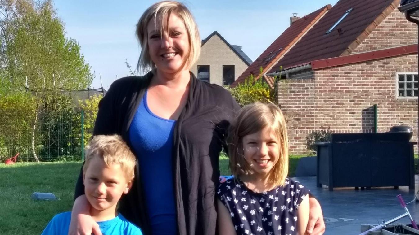 Lidwine et ses deux enfants aimeraient trouver une maison, avec deux chambres minimum et un petit jardin, à Zégerscappel. Voire à Esquelbecq ou Wormhout.