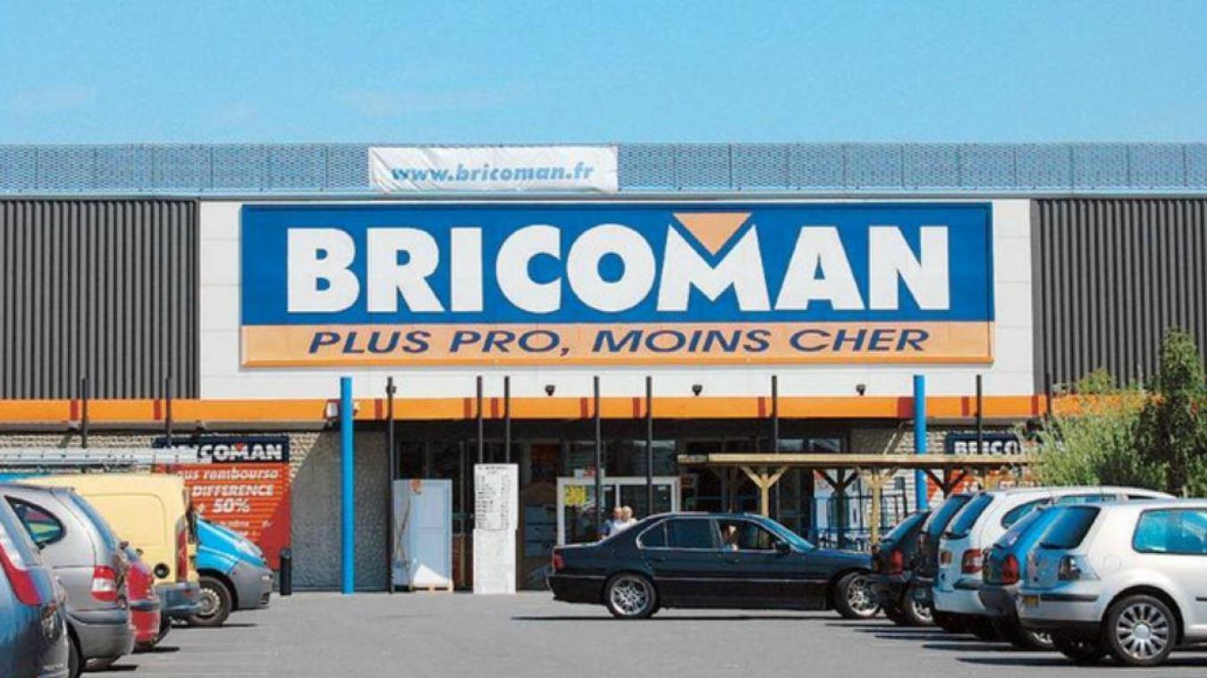 Bricoman va rouvrir à Calais