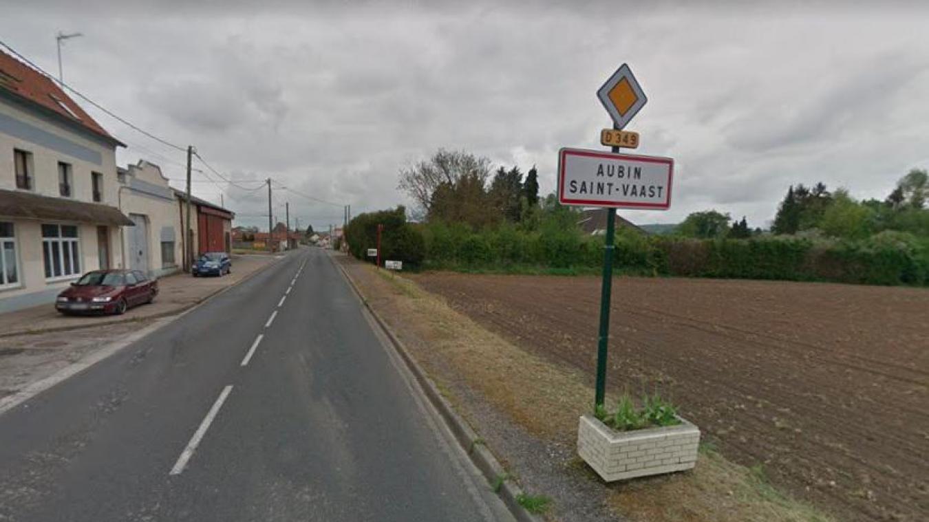 Aubin-Saint-Vaast : un retraité victime d'un vol avec violence