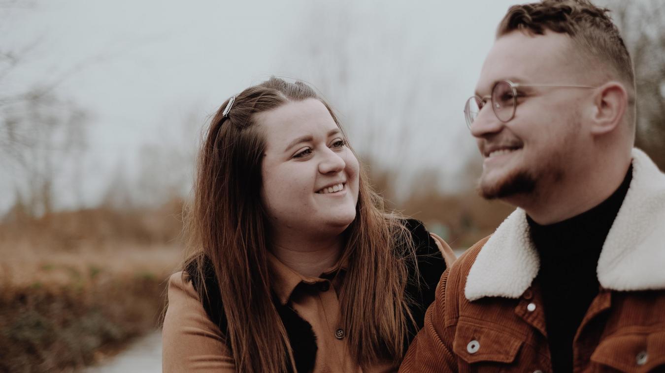 Marine et Simon ont préparé pendant 2 ans un mariage qui se fera attendre 6 mois.