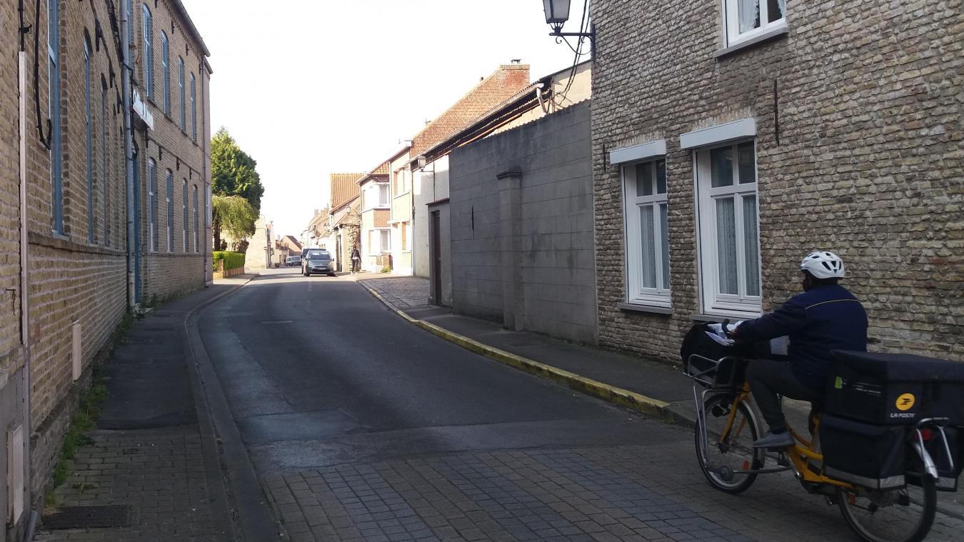 Parmi les quatre lieux, la rue Saint-Winoc sera sécurisée pour les élèves.