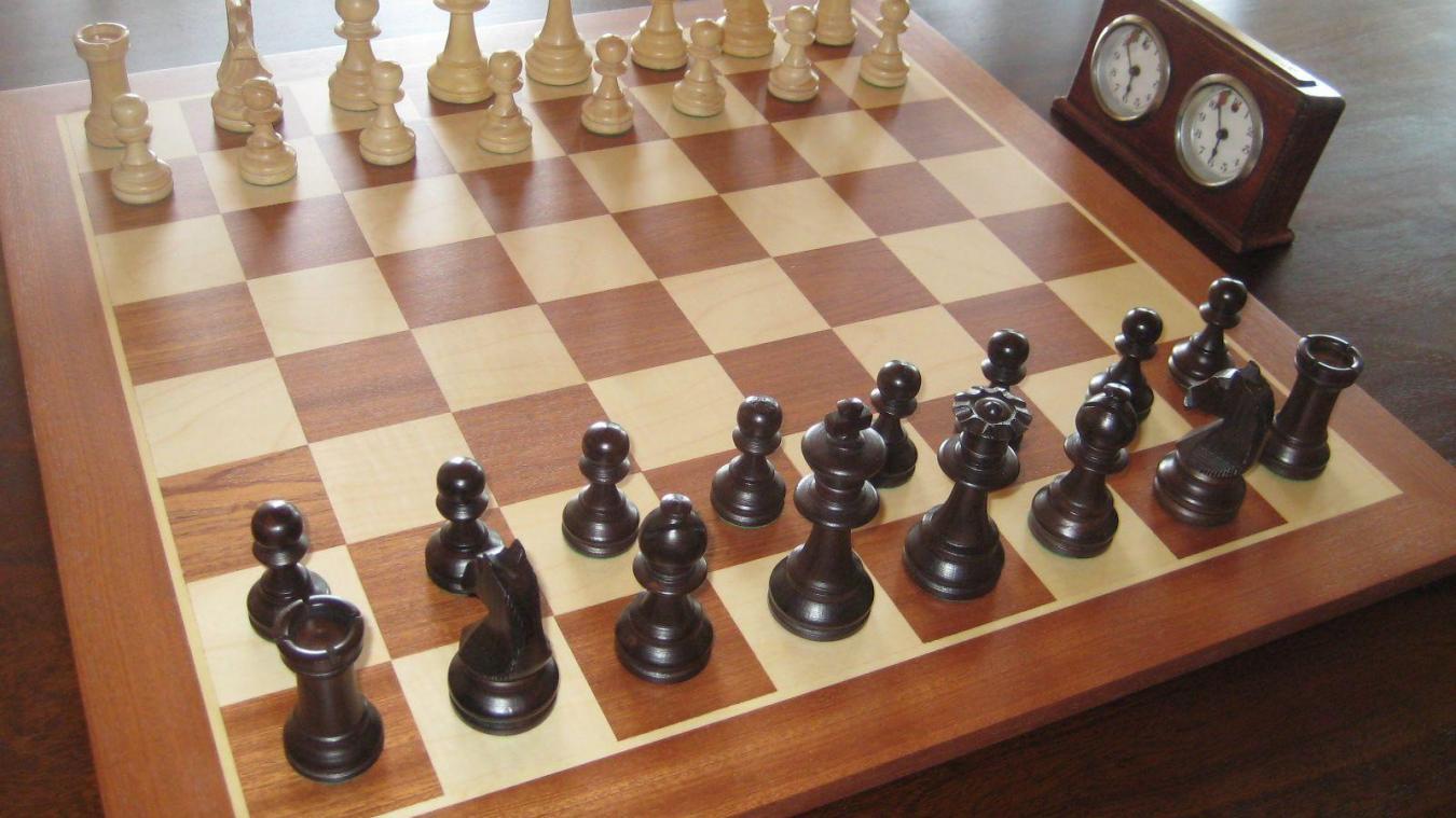 Ce week-end, restez confinés et apprenez à jouer aux échecs