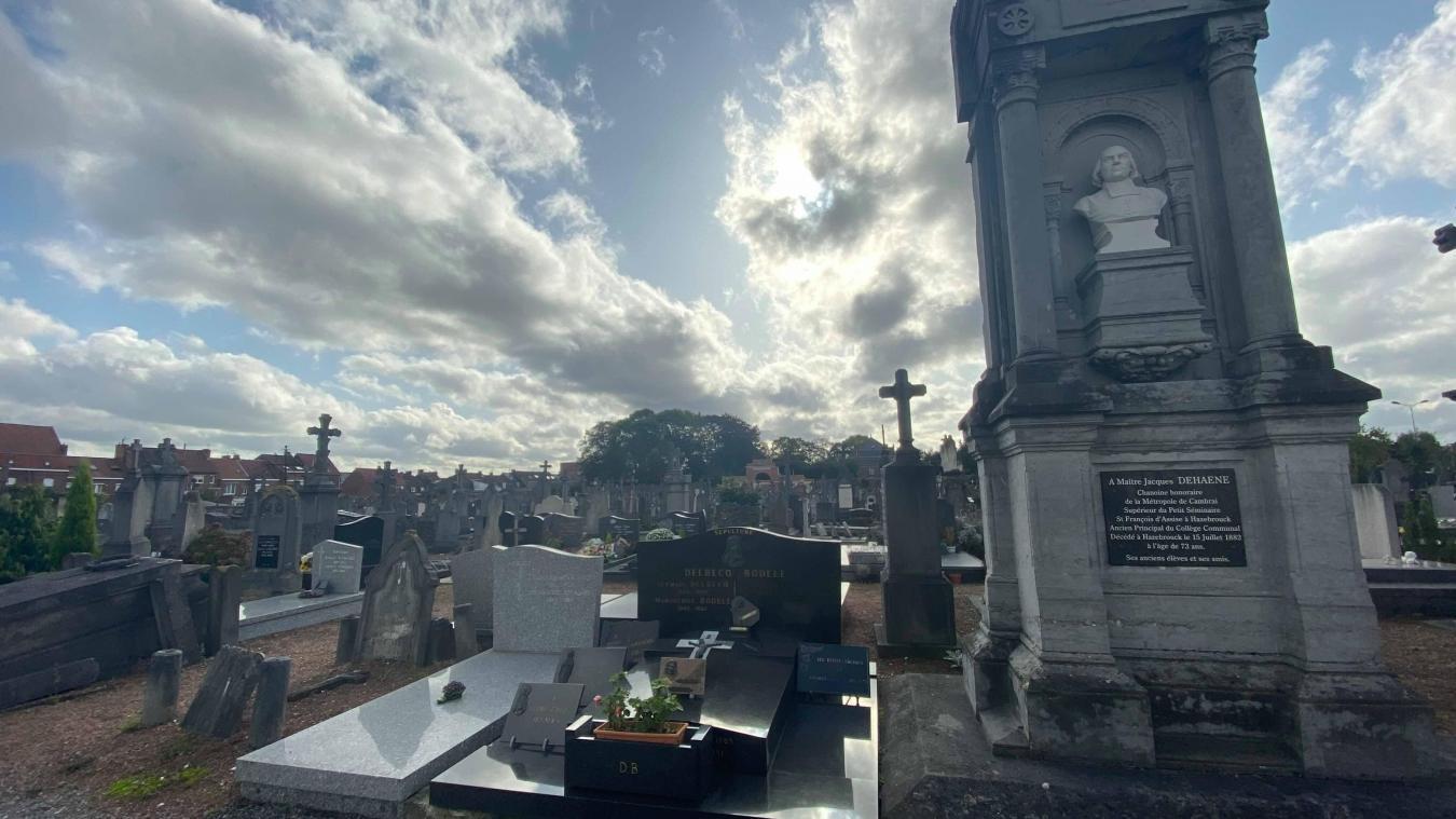 Les Hazebrouckois peuvent retourner se recueillir dans les trois cimetières de la ville.