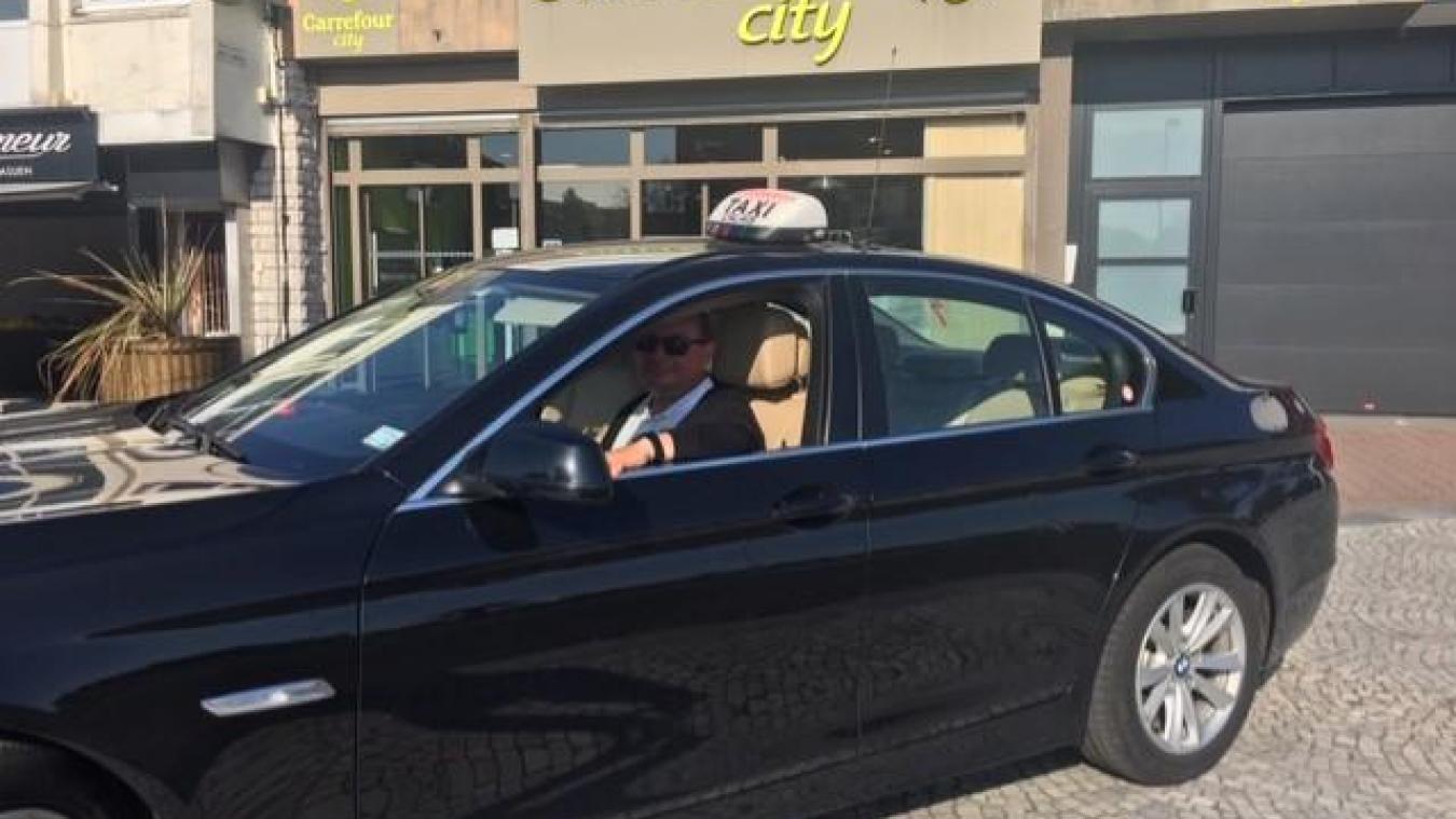 Baisse de régime des taxis : les chauffeurs se sentent exclus à Calais