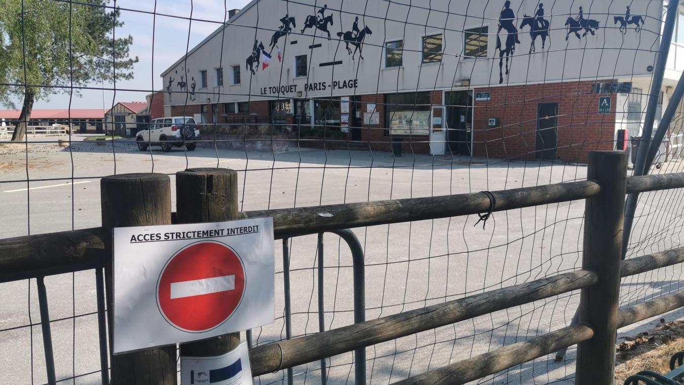 Le Parc Equestre est dans l'obligation de respecter le décret du 23 mars 2020