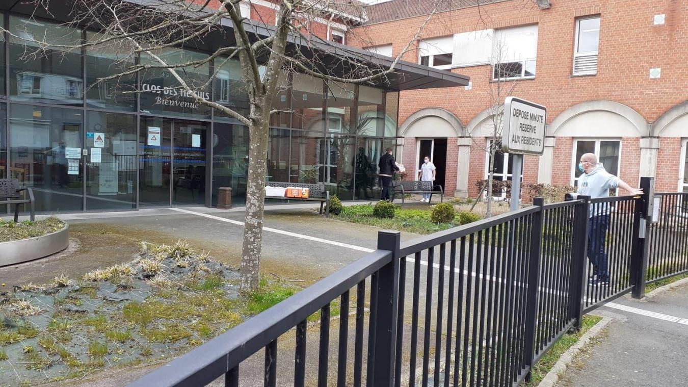 21 cas de Covid-19 au Clos des Tilleuls, la maison de retraite de l'hôpital d'Hazebrouck