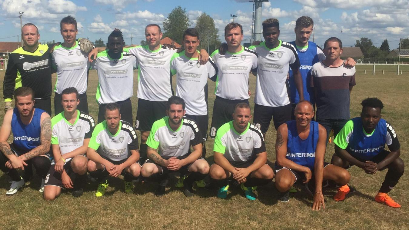 Racquinghem : Le club de foot recrute