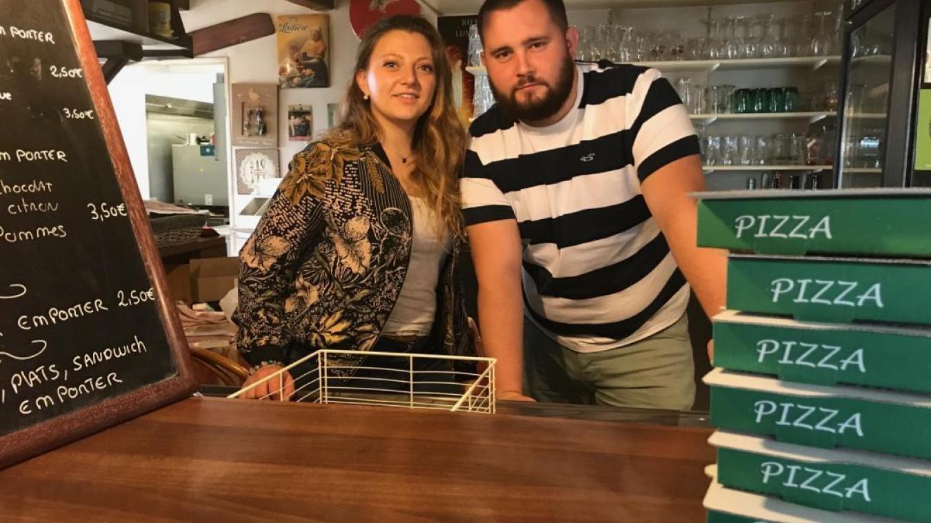Aude Denekre et Guillaume Vandendyck, qui étaient des salariés du restaurant, ont repris l'établissement en septembre dernier.