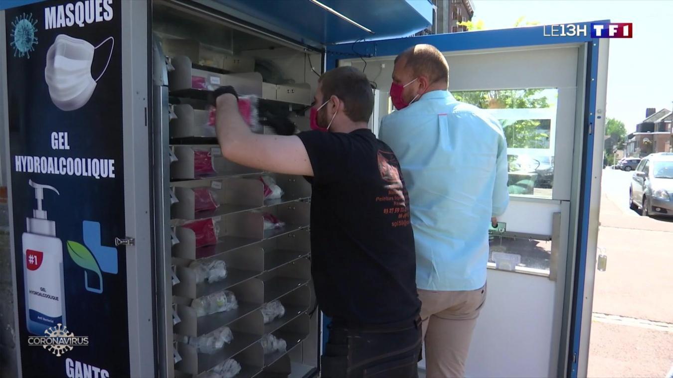 Après les préservatifs, pourquoi pas des distributeurs automatiques de masques à Calais ?