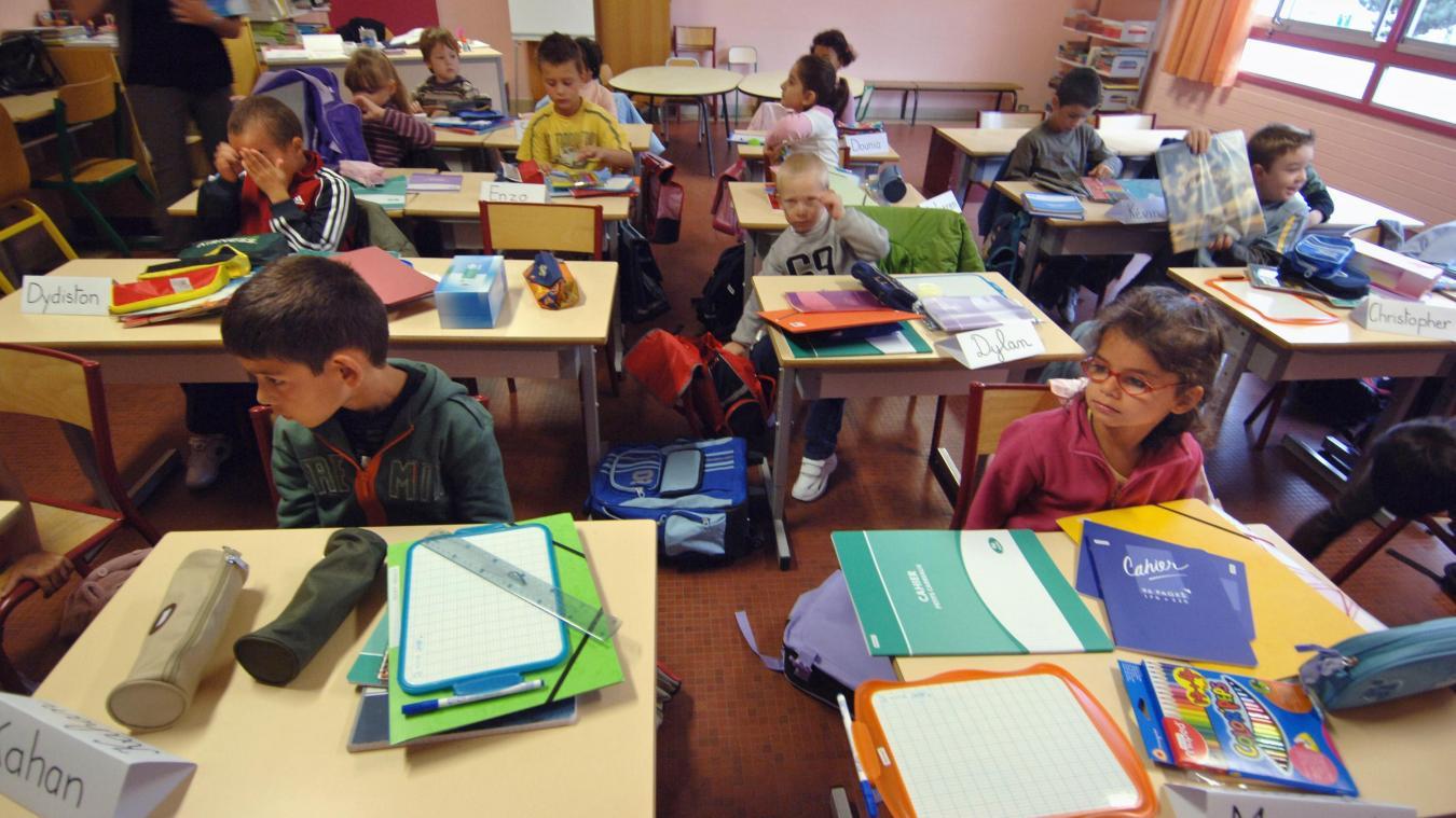Le maire de Coudekerque-Branche refuse d'ouvrir les écoles communales si toutes les conditions de sécurité ne sont pas réunies. (Photo d'illustration)