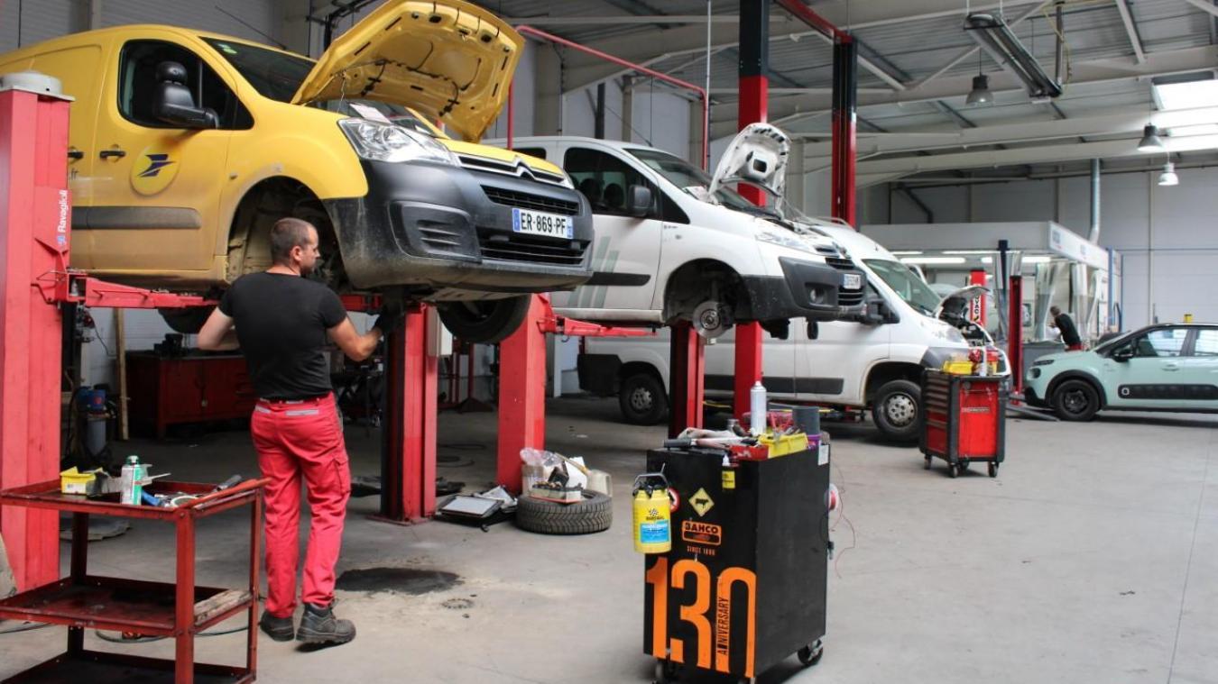 Le garage Citroën peut réparer les véhicules tout en respectant les mesures de sécurité.
