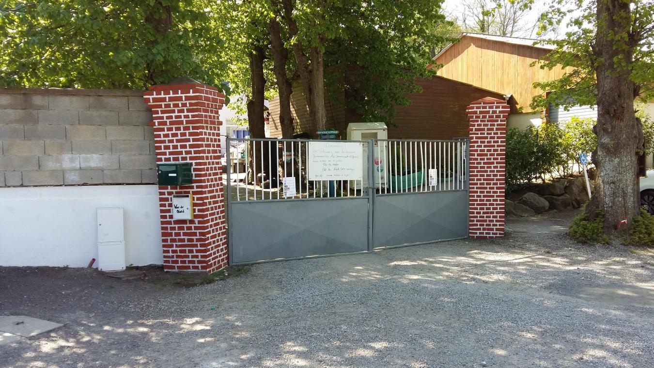 La Communauté d'Echinghen a du fermer ses portes dès les premiers jours du confinement.