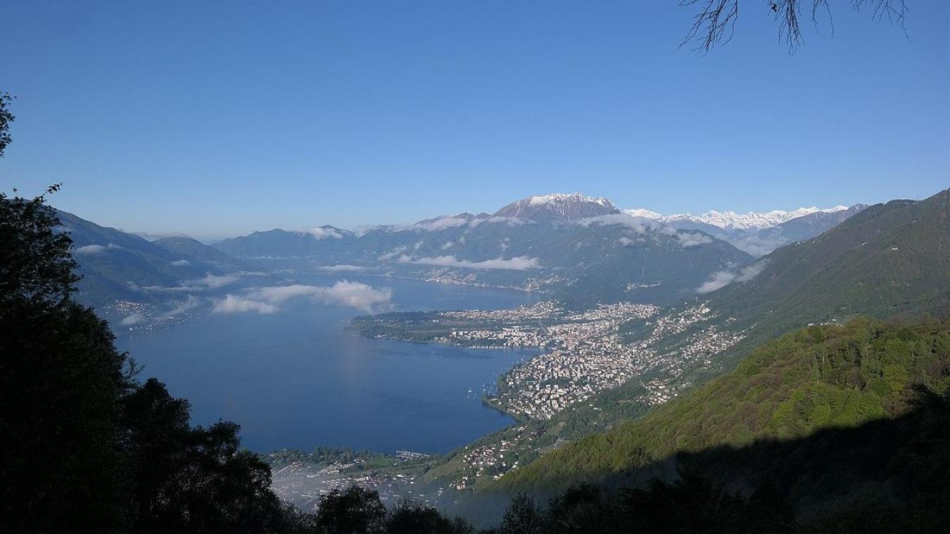 Parmi les lacs italiens du documentaire, le Lac Majeur.