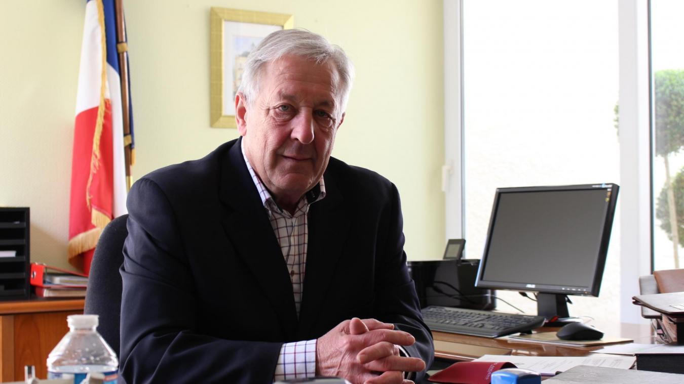 Le maire d'Auchel a été élu vice-président de la Cabbalr, mercredi 8 juillet dernier.