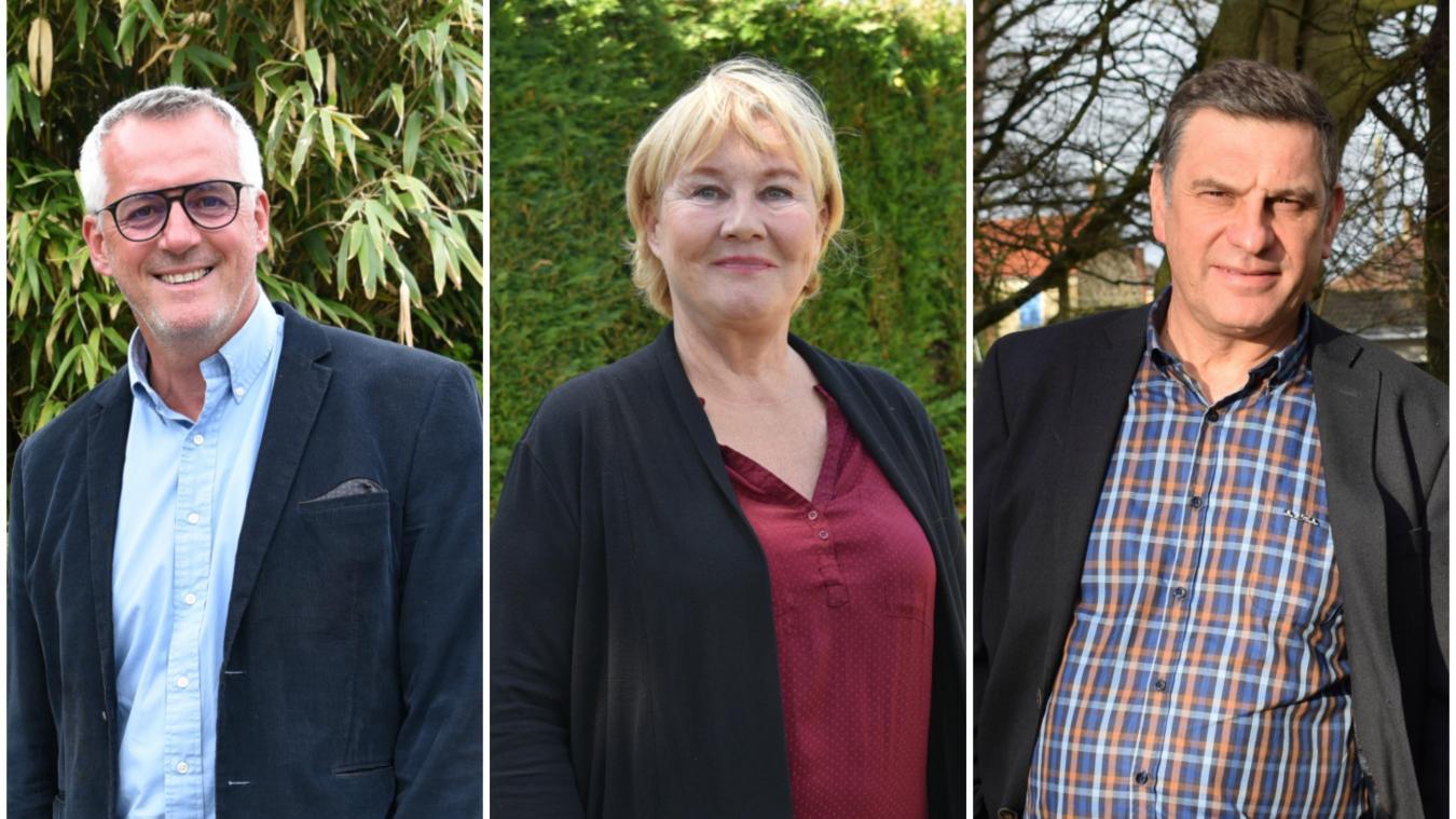 Raphaël Jules, Pascale Lebon et Régis Altazin livrent leurs impressions sur la campagne.
