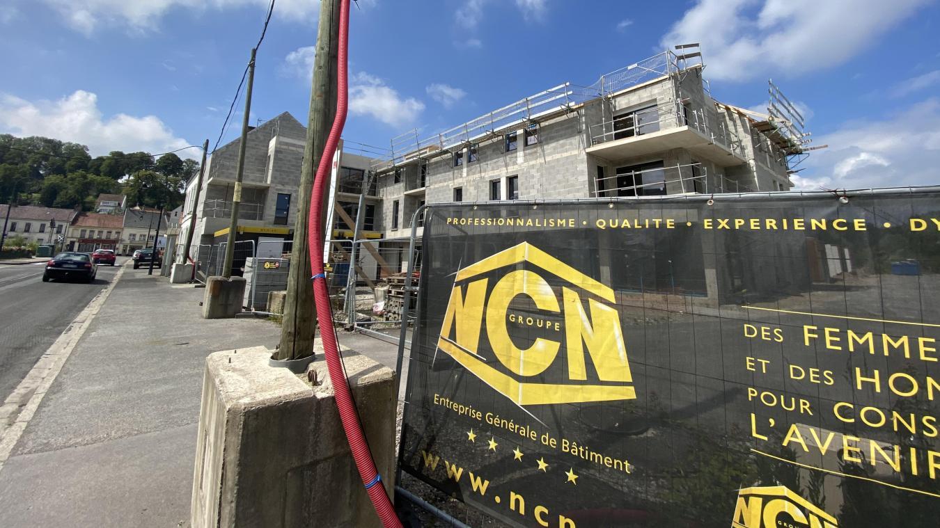 L'entreprise NCN comptait environ 225 salariés et avait de nombreux chantiers dans le Montreuillois.