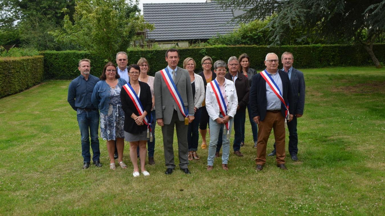 Benoît Ageorges élu maire de Campagne-lès-Wardrecques