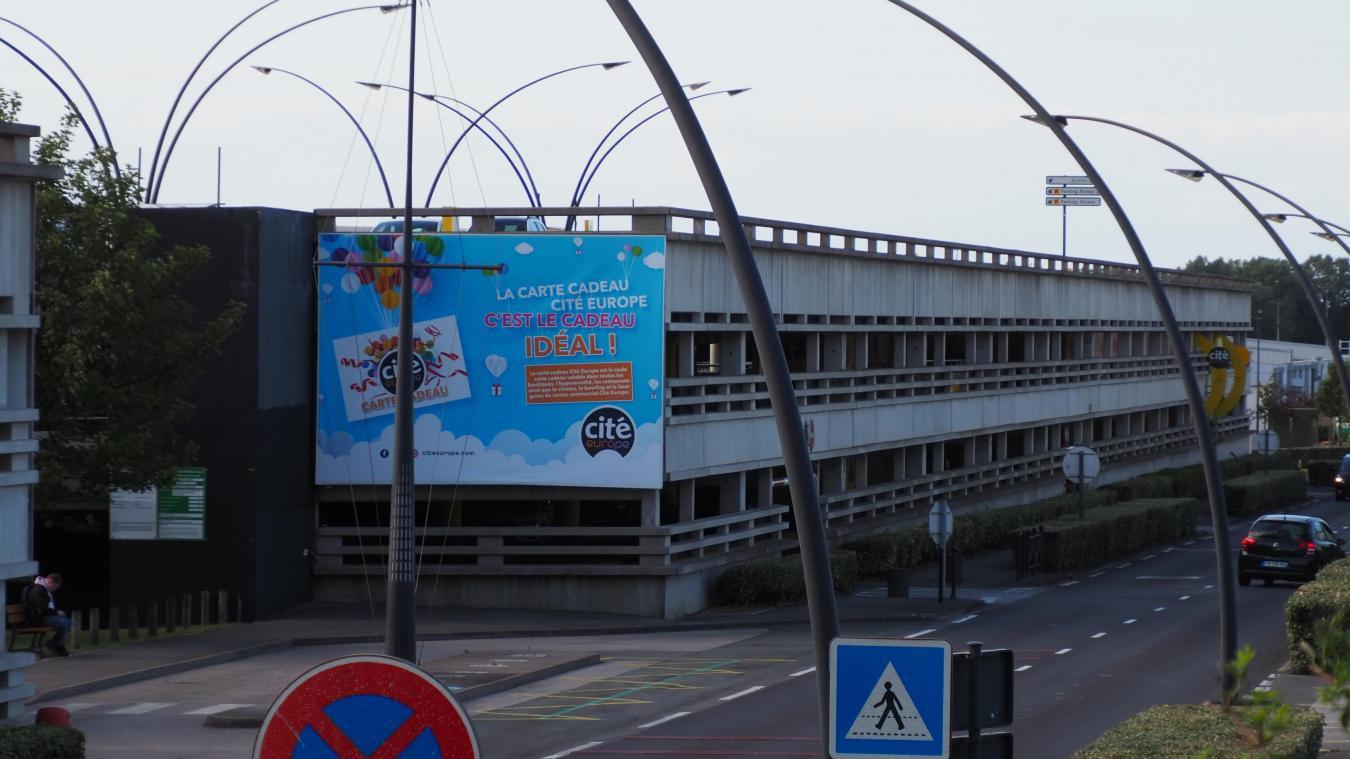 Les faits se sont déroulés sur un parking de Cité Europe samedi dernier.