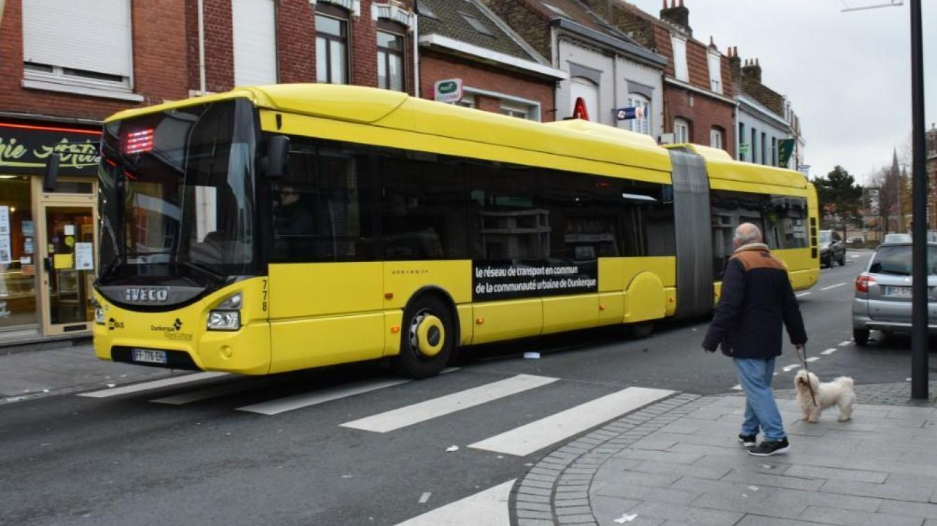 Les DK'Bus vont de nouveau pouvoir traverser la frontière à partir de ce mardi 7 juillet.