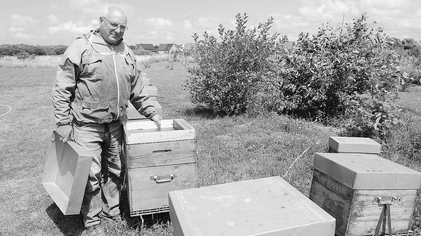 Christian Brouttier aimait plonger, la mécanique et les abeilles. C'était un homme passionné.